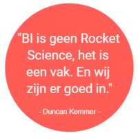 BI rocket science
